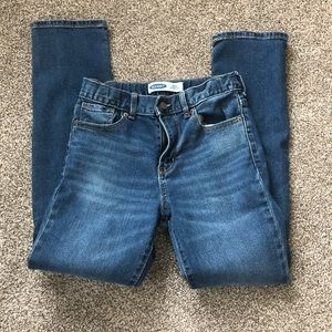 Old Navy boys' skinny jeans